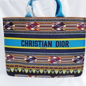 Dior canvas purse